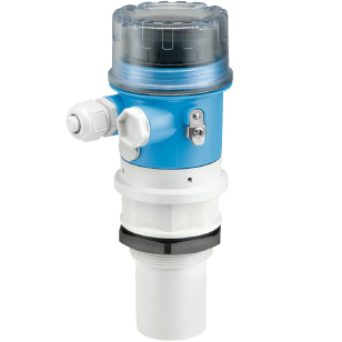 Ultrasonic sensor for non-contact level measurement of fluids, pastes and coarse bulk materials - Prosonic FMU30