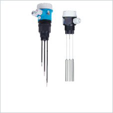 Conductivity point level switch for multiple point detection