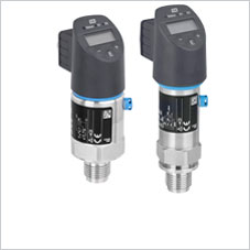 Pressure switches for absolute and gauge pressures