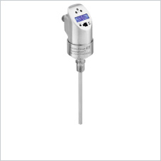Temperature switch for measurement of process temperatures